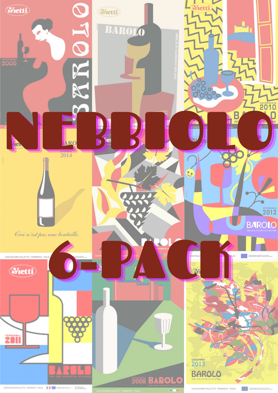Nebbiolo 6-Pack