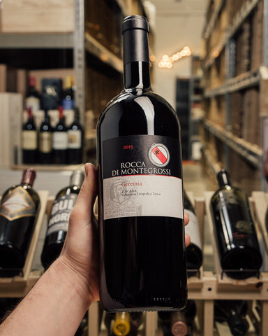 Rocca di Montegrossi Geremia 2015 - Station to Station Wine