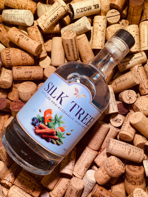 Silk Tree Non-Alcoholic Gin & 4 Poachers Tonic Pack