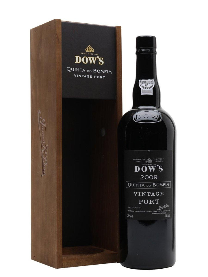 Dows Quinta do Bomfim Vintage Port 2009 - Station to Station Wine