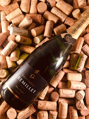Gremillet Brut Selection NV - Station to Station Wine