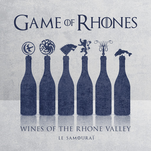Game of RHONES - Station to Station Wine
