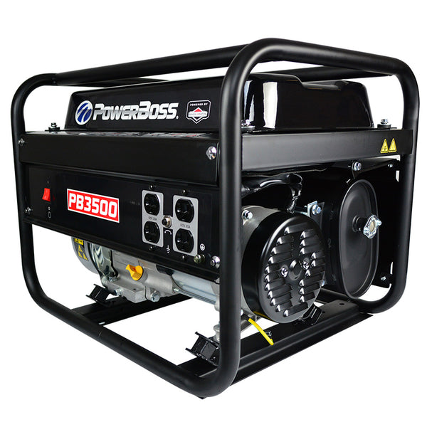 Power Boss Portable Generator 2500 - 030647