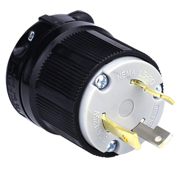Locking Plug Male L530P