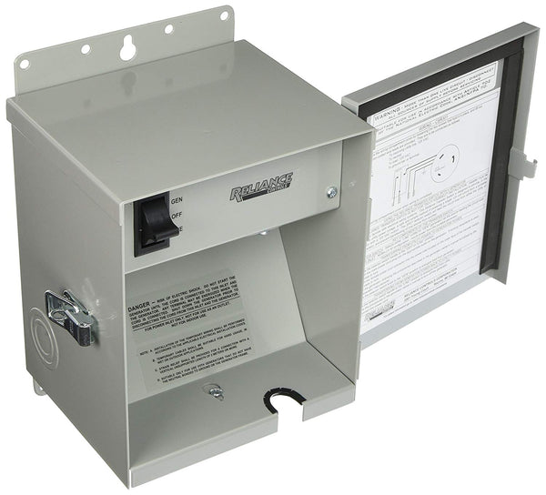 Reliance Controls Corporation CSR301 Easy/Tran Transfer Switch