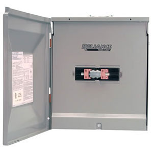 Reliance Transfer TCA1010DR Panel/Link 3R