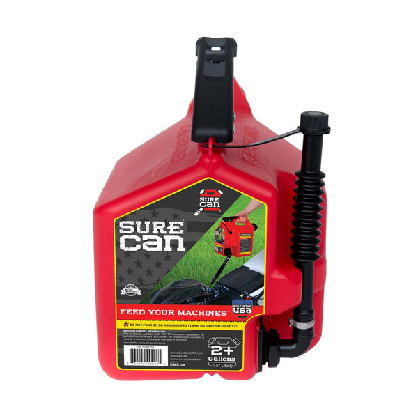 SureCan 2.2 Gallon Gasoline Can