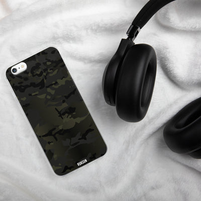 Run and Gun Multicam iPhone Case