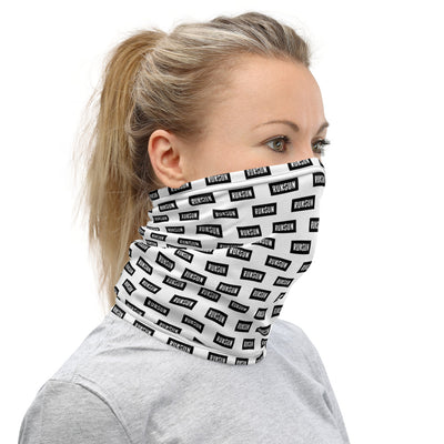 Run and Gun Logo Neck Gaiter