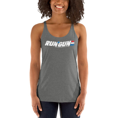 Run and Gun (G.I. Joe) Racerback Tank