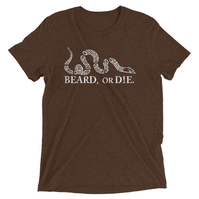 Beard or Die Premium T-Shirt