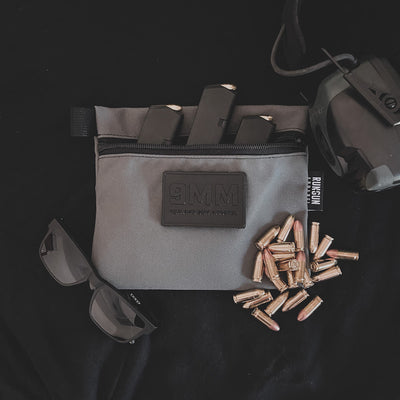 Urban Grey Mag Bag