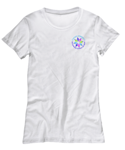 Chicks Connect Ladies T-Shirt