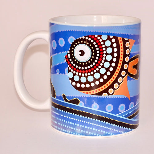 Aboriginal Artwork mug