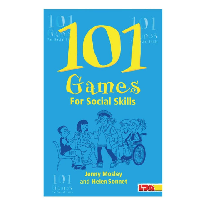 101 Games For Social Skills - English Inclusion Language Skills & Activities Teacher Support educational supplies for Primary School Ireland