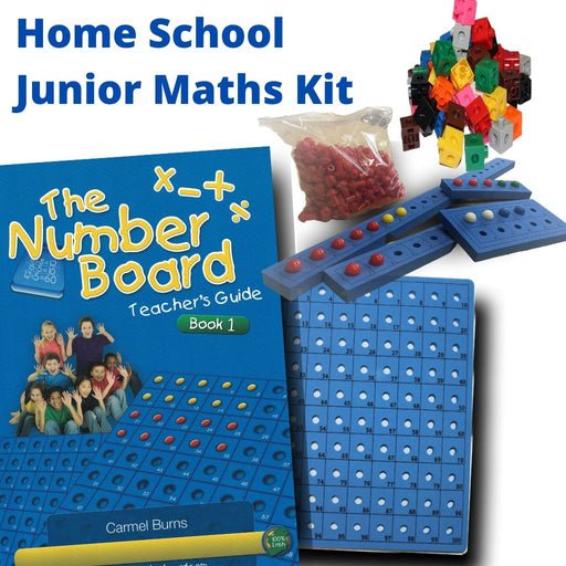 Home school junior maths kit