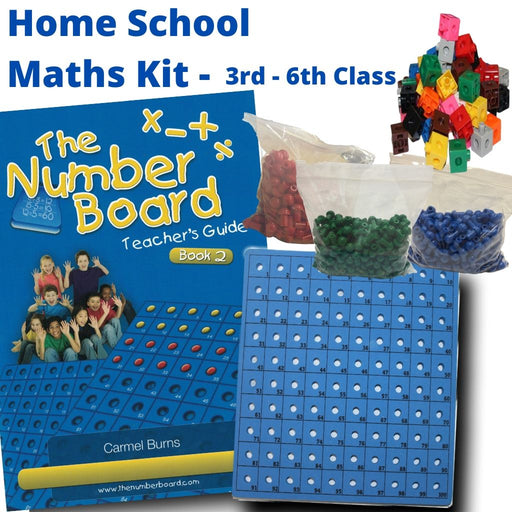 Home School Maths Kit 3rd class to 6th class