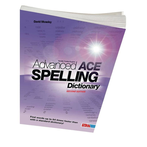 Ace Pocket Dictionary Pack Of Five - English Spelling Teacher Support