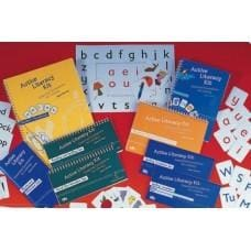 Active Literacy Kit - English Language Skills & Activities Spelling