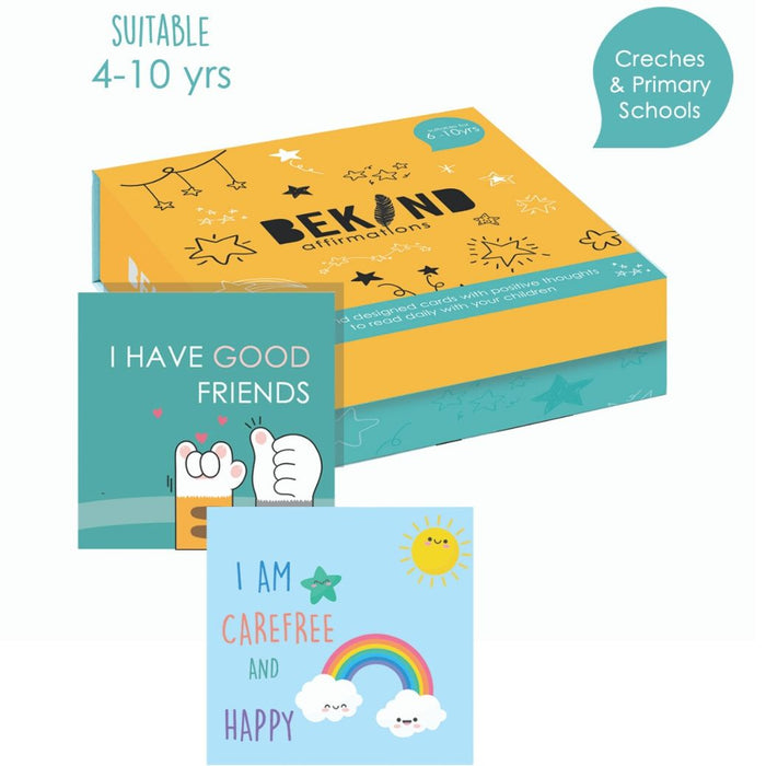 Be Kind Affirmation Cards