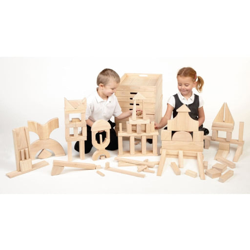 Building Blocks - Motor Skills Gross Motor Skills