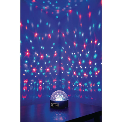Disco Light With Speakers - Multisensory Multisensory Visual & Audio Exploration