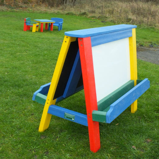 Easel - Outdoor Outdoor Plastic Play Recycled