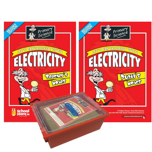 primary science electricity kit
