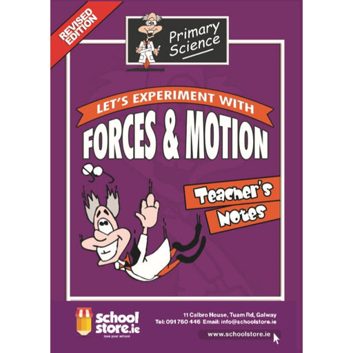 Primary Science Forces & Motion Teacher's Notes