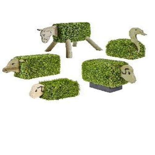 Grass Seating Set