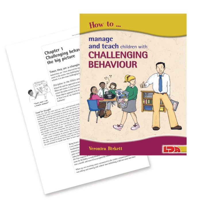 How to Challenging Behaviour