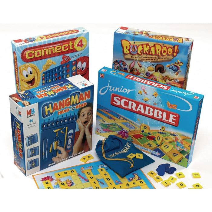 Junior Scrabble - English Dyslexia Language Skills & Activities Spelling