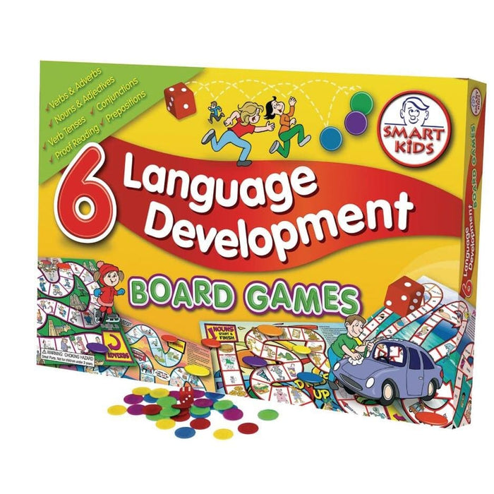 Language Development Games - English Eal Language Skills & Activities Memory & Listening Phonics & Multiphonics
