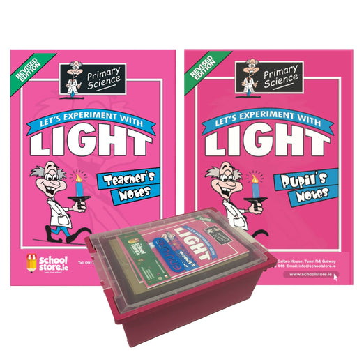 primary science light kit