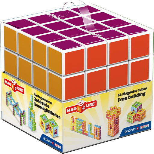 Magicube 64 Pack - Motor Skills Gross Motor Skills Language Skills & Activities Magicube Number Works & Games Sorting & Counting