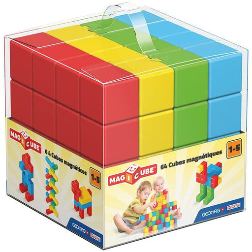 Magicube School Set 64 - Motor Skills Fine Motor Skills Gross Motor Skills Language Skills & Activities Magicube Story Time