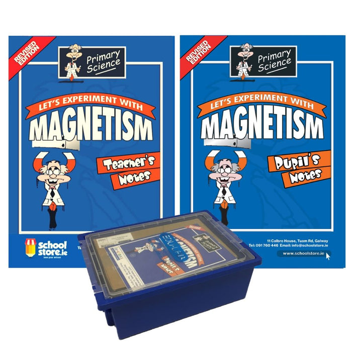 primary science magnetism kit