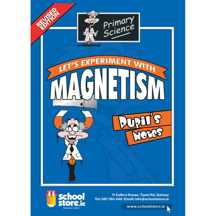 magnetism experiments notes | schoolstore.ie