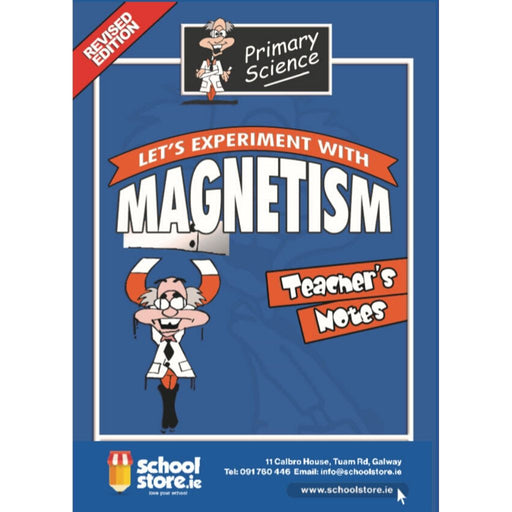 primary science magnetism teachers notes