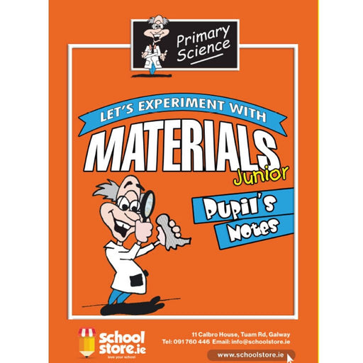 priary science materials jnior pupils notes book.