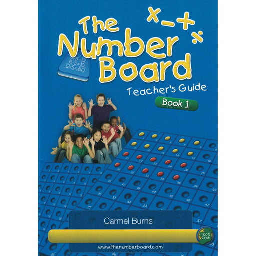 Number Board Teachers Guide 1