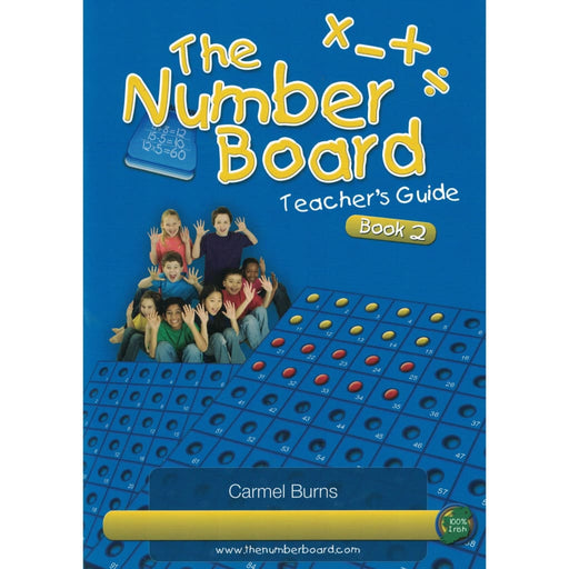 Number Board Teacher's Guide 2