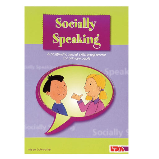 Socially Speaking