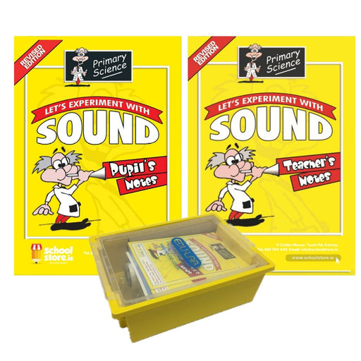 primary science sound kit