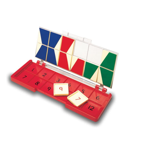 Stile Tray Pack Of 5 - Maths Dyslexia Dyspraxia & Dysculia Sequencing & Predicting Stile Literacy Stile Mathematics