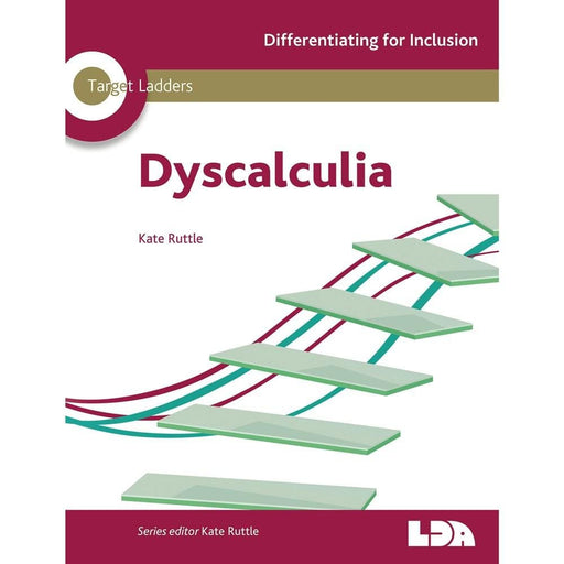 Target Ladders Dyscalulia - Special Needs Dyspraxia & Dysculia Inclusion Number Works & Games Sorting & Counting Teacher Support