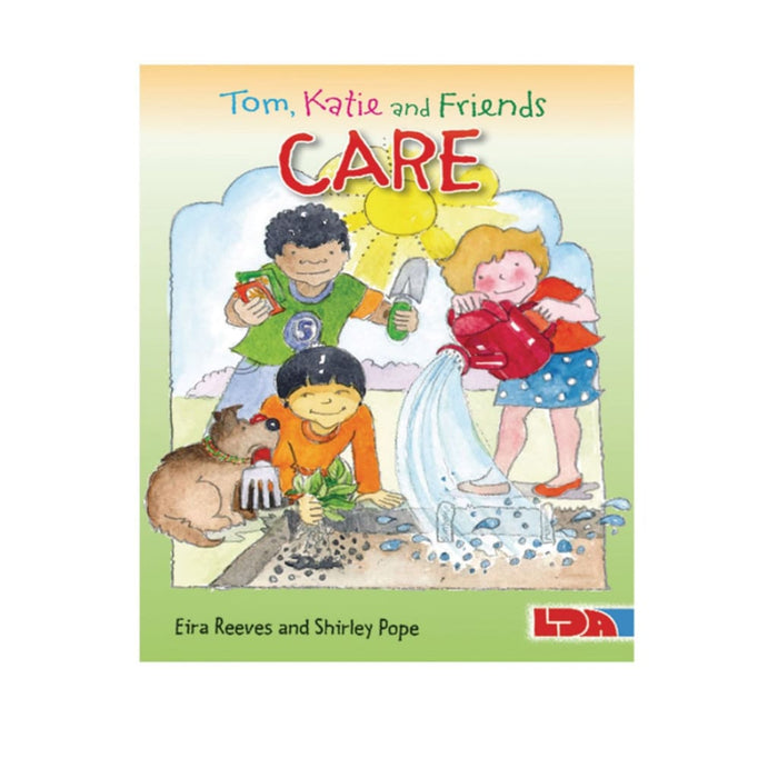 Tom, Katie & Friends Care