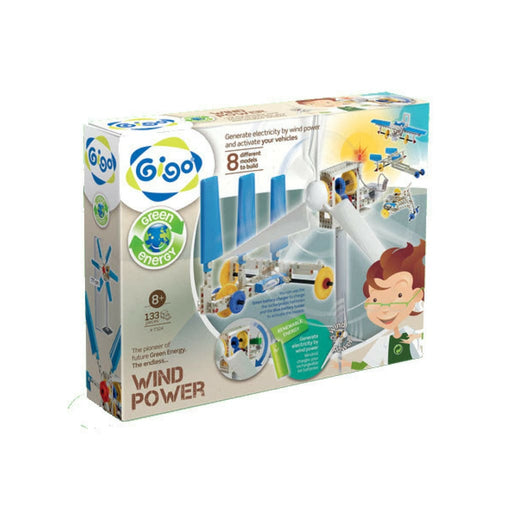 Wind Power GIGO