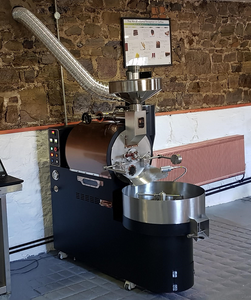 Our New Coffee Roaster Has Arrived!