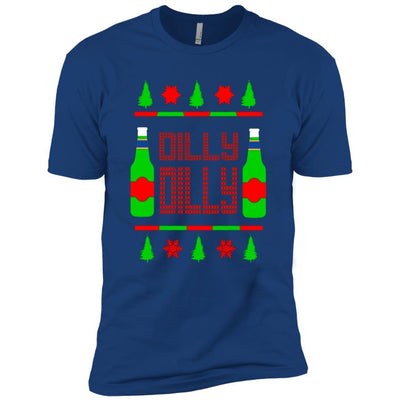 dilly dilly funny beer ugly christmas sweater